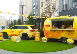 Marketing Vehicles